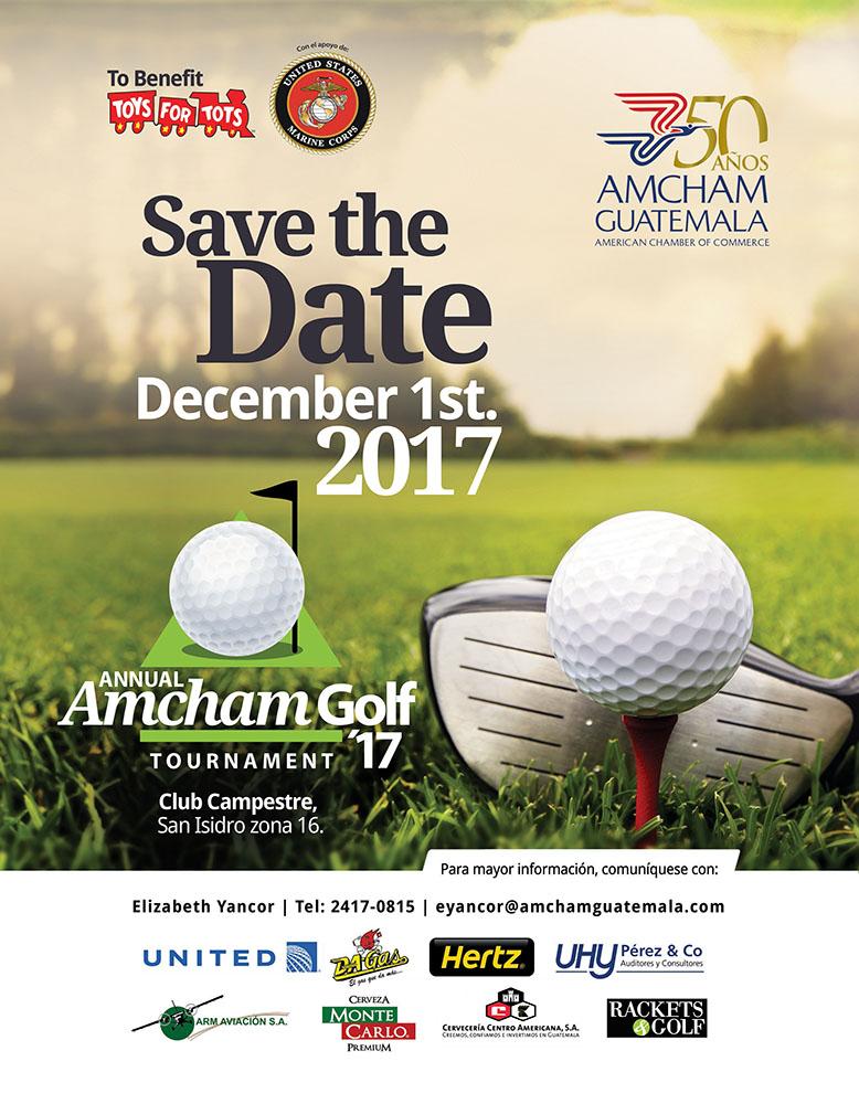 ANNUAL AMCHAM GOLF TOURNAMENT 2017