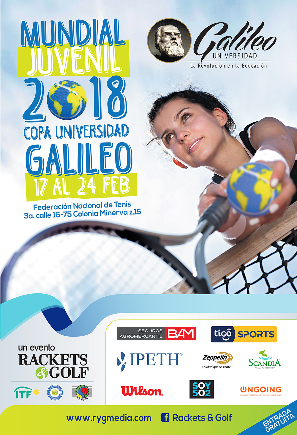 Copa Universidad Galileo 2018