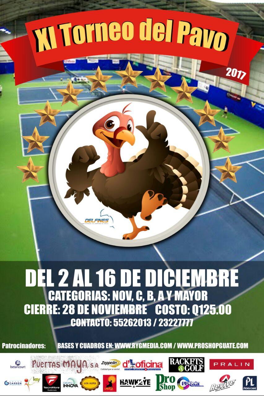 XI Torneo del Pavo