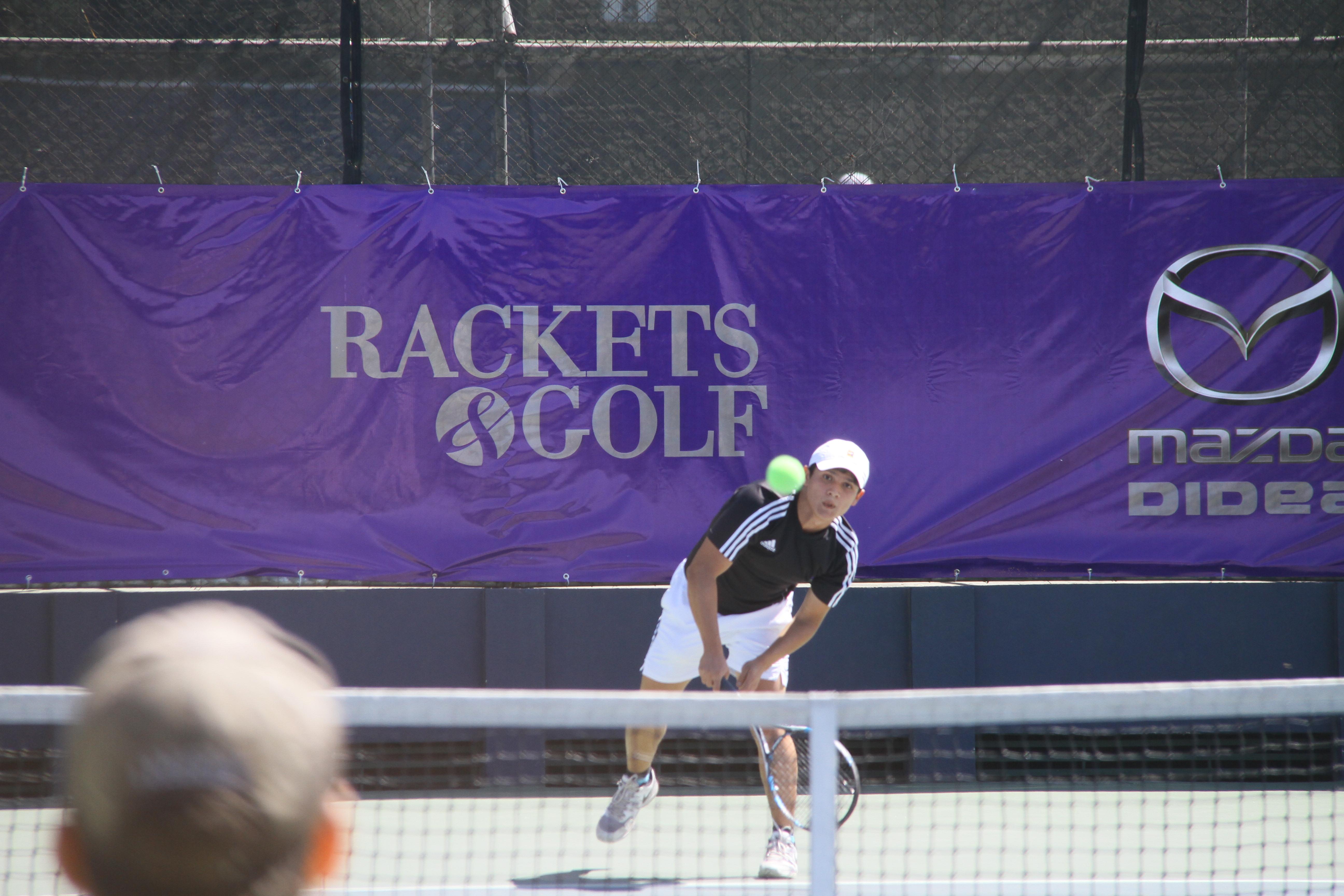 Primer Ranking de tenis: Emanuel Sinnot se proclama campeón | RYG Media