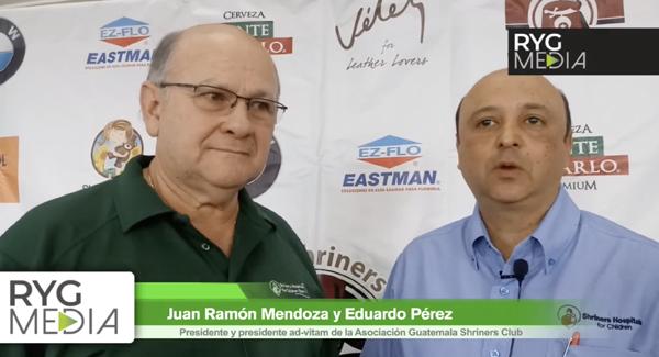 Segundo torneo Shriners de Golf Guatemala | RYG Media