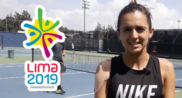 Tenistas Rumbo a Juegos Panamericanos 2019 | RYG Media